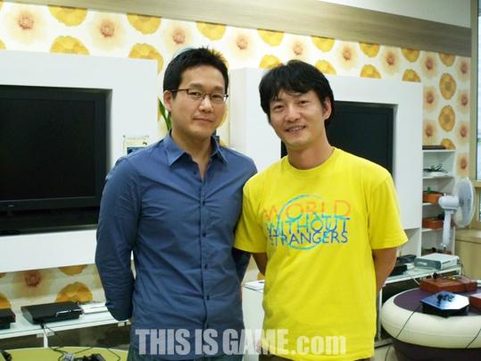 Gweon Min и Seung-weon Gang