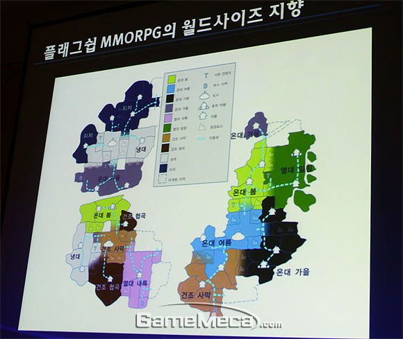 Различные климатические условия в соответствии с различными регионами