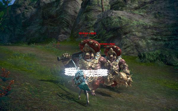 Новое умение Lancer — цепь