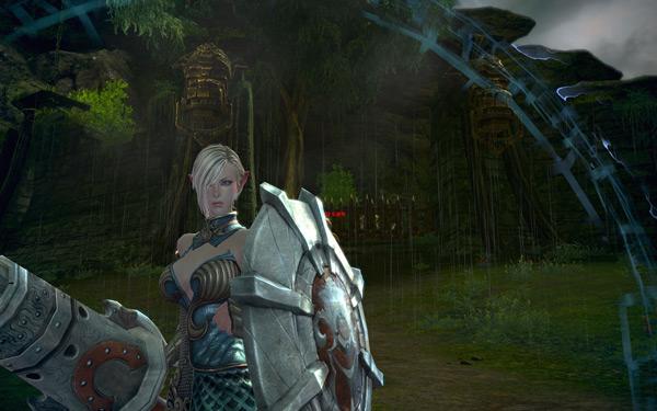 Предварительные скриншоты ЗБТ 3