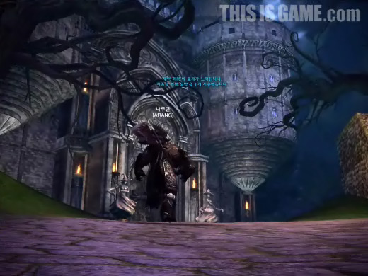 Хроники ЗБТ 2, Castle of Witches