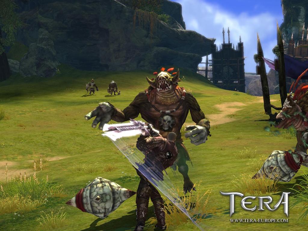 Классы TERA: Slayer (слеер)