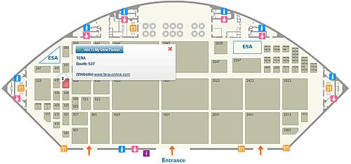 TERA на E3 2010