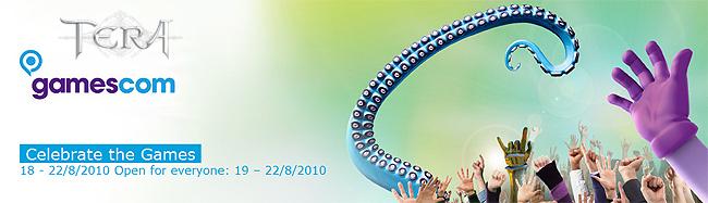 TERA на Gamescom 2010