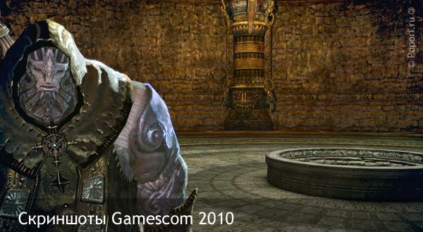Скриншоты TERA с выставки Gamescom 2010