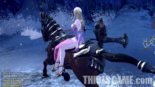 Возможность призвать и оседлать боевого коня (Warhorse)