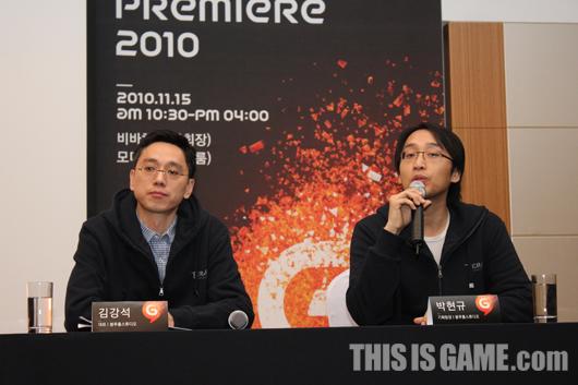 Вопросы и ответы с пресс-конференции в преддверии G-star 2010 и ОБТ