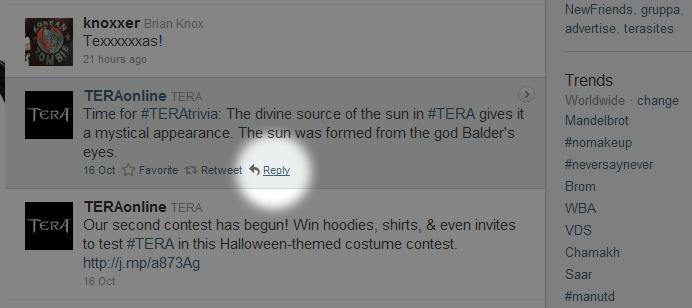 Кликните по ссылке Reply