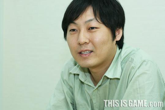 Начальник группы анимации персонажей Choe Weon Gyeong.