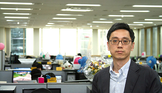 Gang-seok Kim, сотрудник Bluehole Studio
