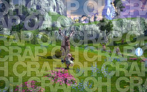 Убегающий Popori by Scapes