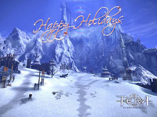 Счастливых праздников!