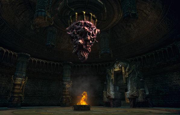 Зона охоты Shrine of Greedy Money (Гробница, искушающая деньгами)