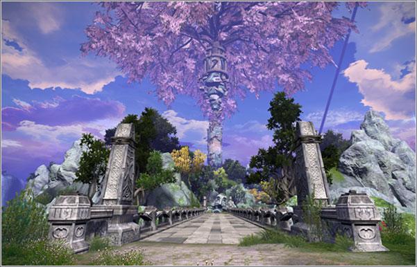 Зона охоты Garden of Dawn (Сад утреннего света)