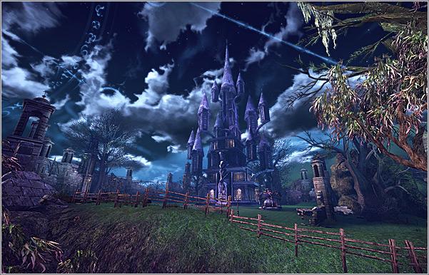 Зона охоты Vampires Hill