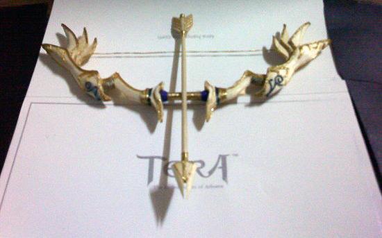 Фигурка оружия Archer в TERA